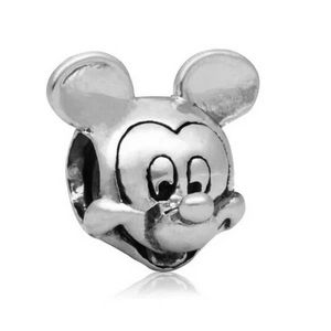 New Disney Mickey European 925 Charm Bead
